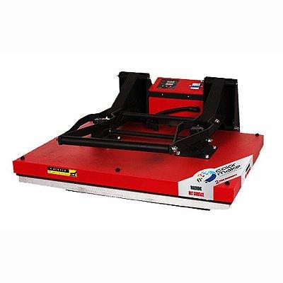 Prensa Térmica Plana Manual Color Make para Sublimação 60x80cm