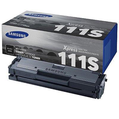 Toner Samsung MLT-D111S Preto Original
