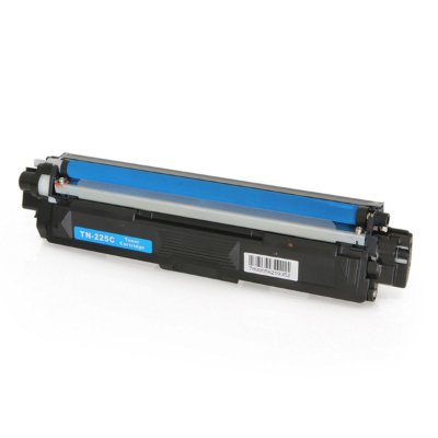 Toner Brother TN225 TN-225C Ciano Compatível HL3170 MFC9130 HL3140 MFC9020