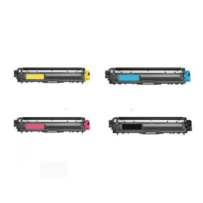 Kit 4 Toner Brother TN225 Compatível HL3170 MFC9130 HL3140 MFC9020