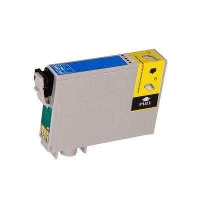 Cartucho Epson 73N TO73220 Ciano Compativel 15ml T0732 TX200 TX210 CX4900 CX7300