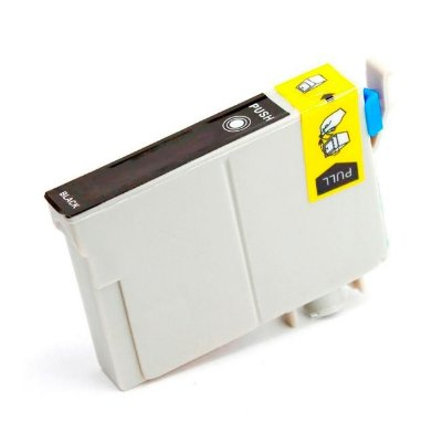 Cartucho Epson TO63120 Preto Compativel 17ml C67 C87 CX3700
