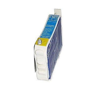 Cartucho Epson 133 T133220 Ciano Compativel 15ml T25 TX125 TX235 TX320F TX420