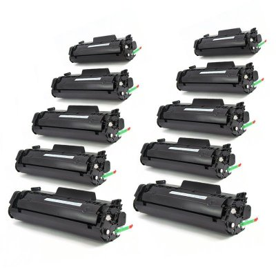 Kit 10 Toner Hp 12a Compativel Hp Q2612A no Atacado