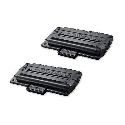 Kit com 2 Toner Samsung SCX 4200 Compativel 100% Novo