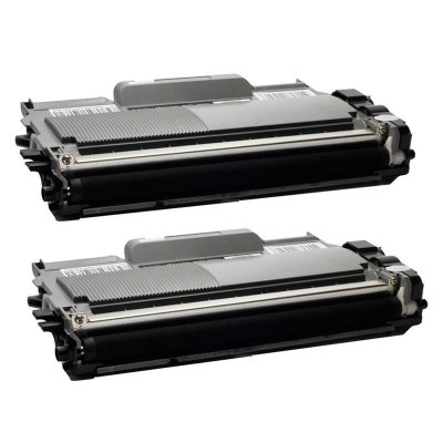 Kit com 2 Toner Brother TN-410 Compativel TN410 HL2130 HL2240 DCP7065 MFC7065