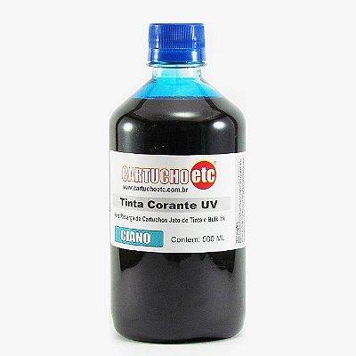 Tinta Formulabs HP IJD1265 Ciano | Azul Premium UV Serie Nova Hp 500ml