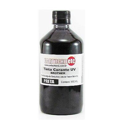 Tinta Formulabs Brother Corante Premium IJD1800 Preta 500ml