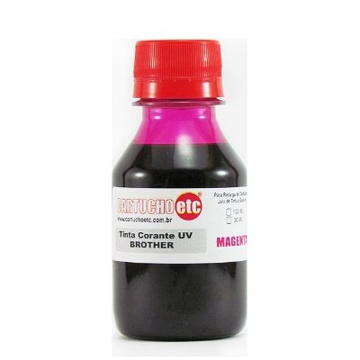 Tinta Formulabs Brother Corante Premium IJD1821 Magenta 100ml
