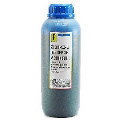 Tinta Formulabs Brother Corante Premium IJD1861 Ciano 1 Litro