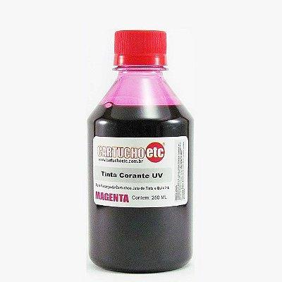 Tinta Formulabs Epson EPS4820 Magenta Corante UV 250ml