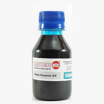 Tinta Formulabs Epson EPS4860 Ciano Corante UV 100ml