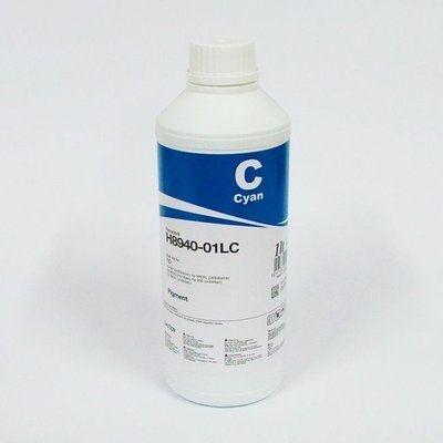 Tinta para Hp 8100 8500 8600 Inktec Ciano Corante H8950-01LC 1 Litro