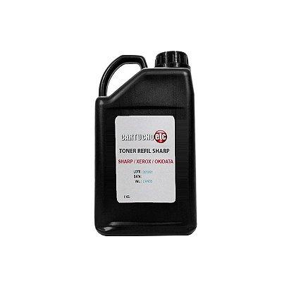 Refil de Toner Laser Okidata Universal Monocromatico 1 KG