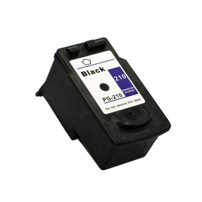 Cartucho Canon PG210 XL Preto Compativel 20ml MP240 MP480 PG 210