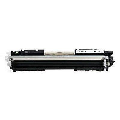 Toner Hp 130A CF350A Preto Compativel M176 M177 cf350 Importado