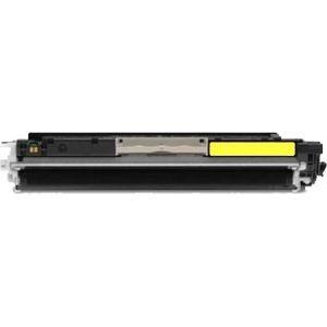 Toner Hp 130A CF352A Amarelo Compativel M176 M177 Importado
