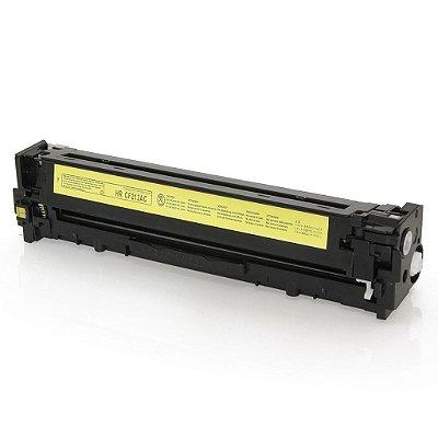Toner Hp 131A CF212A Amarelo Compativel M251 M276 Importado