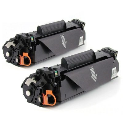 Kit com 2x Toner Compativel Hp CE285A Frete Grátis RJ SP MG ES