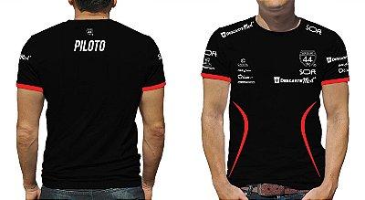 Camiseta 2021 - Oficial - Liga de Kart 44