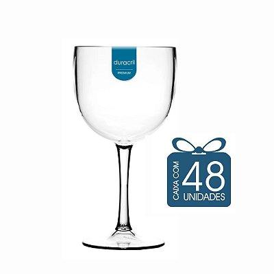 48 Taças de Gin 450 Ml Transparente