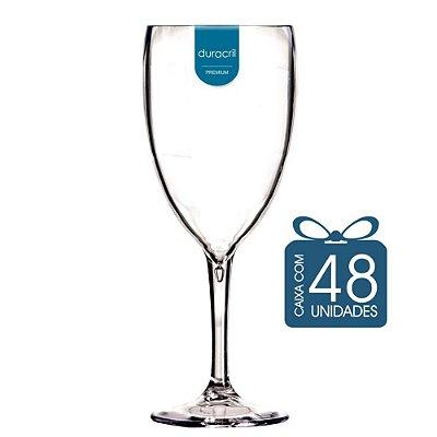 48 Taças Victória 400 ml Transparente