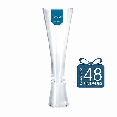 48 Taças Paris 180 ml Transparente