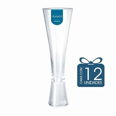 12 Taças Paris 180 ml Transparente