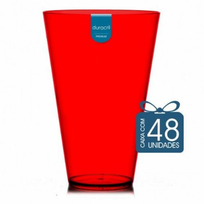 48 Copão Monster 2 litros Vermelho