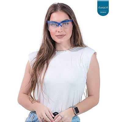 Óculos de Proteção Azul