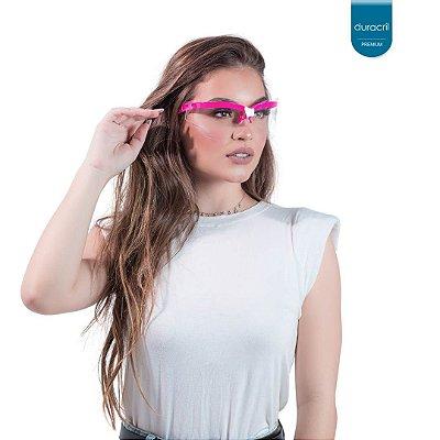 Óculos de Proteção Pink
