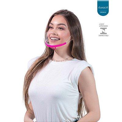Máscara Semi Facial Pink