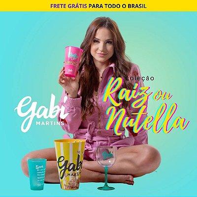 Coleção - KIT Raiz ou Nutella Gabi Martins