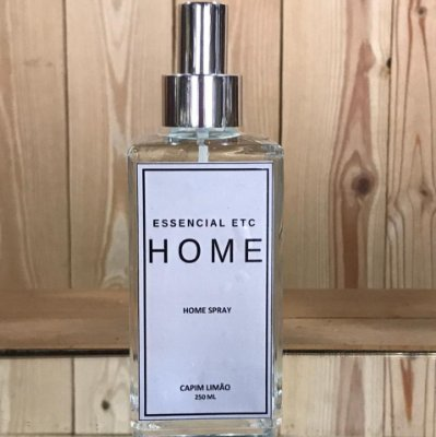 Home Spray Capim Limão 250ml