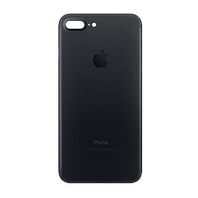 Pç Apple Tampa Traseira iPhone 7 Plus Preto