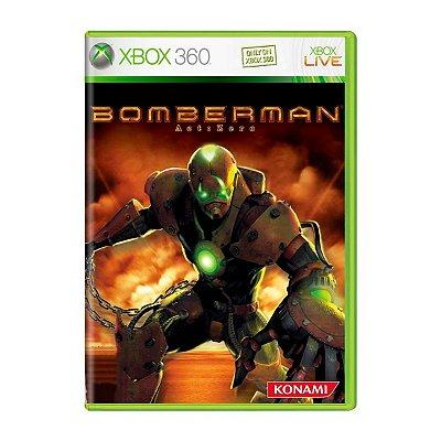 Jogo Bomberman Act: Zero - Xbox 360 Seminovo