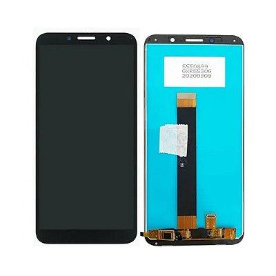 Pç Motorola Combo Moto E6 Play Preto