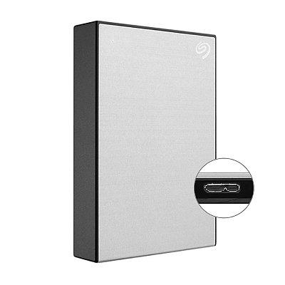 HD Externo 2 TB Seagate Backup Plus Slim +