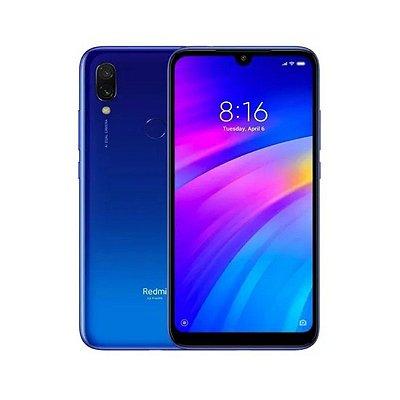 Smartphone Xiaomi Redmi 7 32GB 3GB Preto Seminovo