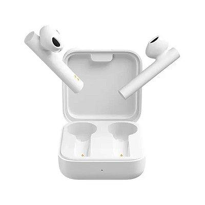 Fone de Ouvido Xiaomi Mi True wireless Earphones 2 Basic Branco