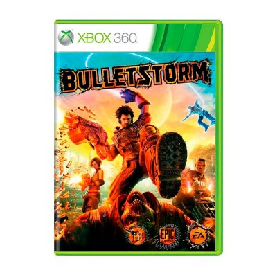 Jogo BulletStorm - Xbox 360 Seminovo