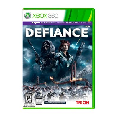 Jogo Defiance - Xbox 360 Seminovo