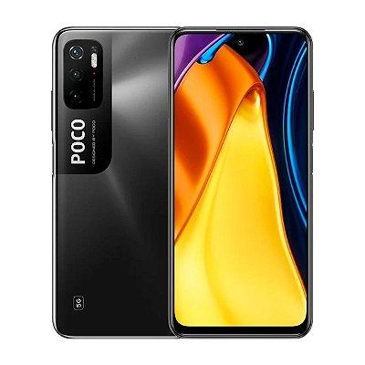 Smartphone Poco M3 PRO 5G 64GB 4GB Preto
