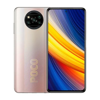 Smartphone Poco X3 PRO 256GB 8GB Bronze