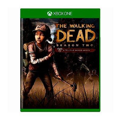 Jogo The Walking Dead Season Two - Xbox One Seminovo