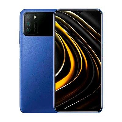 Smartphone Poco M3 64GB 6GB Azul India