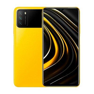 Smartphone Poco M3 64GB 6GB Amarelo India