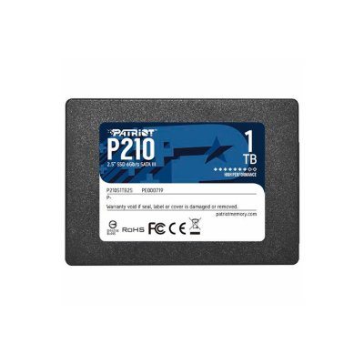 "HD Interno SSD 1TB Patriot P210 2.5"""