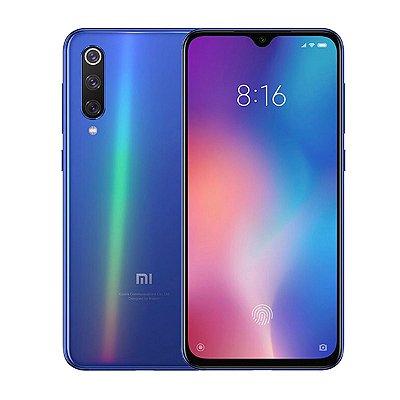Smartphone Xiaomi Mi 9 SE 128GB 6GB Azul Seminovo