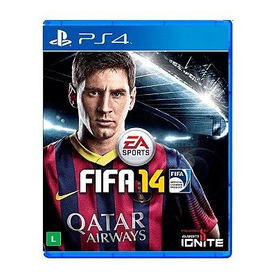 Jogo FIFA 14 PS4 Seminovo